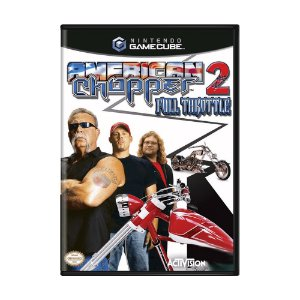 Jogo American Chopper 2: Full Throttle - GameCube
