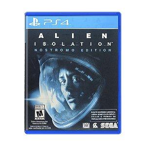 Jogo Alien Isolation (Nostromo Edition) - PS4