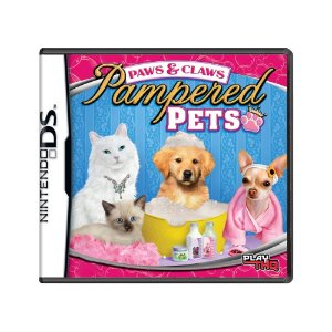 Jogo Paws & Claws: Pampered Pets - DS