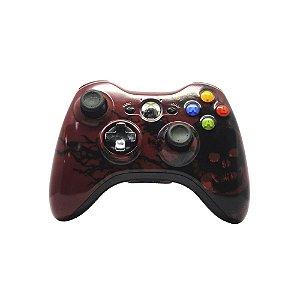 Controle Microsoft sem fio (Edição Gears of War) - Xbox 360
