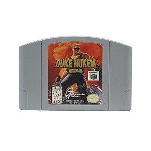 Jogo Duke Nukem 64 - N64