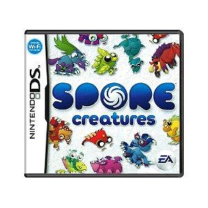 Jogo Spore Creatures - DS