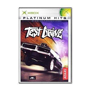 Jogo Test drive - Xbox