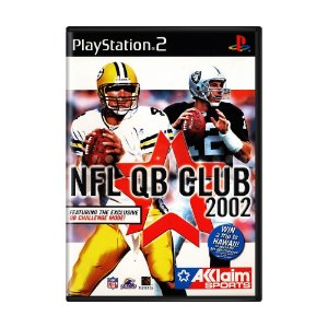 Jogo NFL QB Club 2002 - PS2