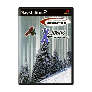 Jogo ESPN Winter X Games Snowboarding - PS2
