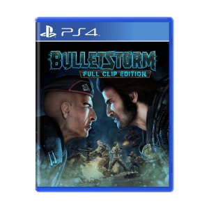 Jogo Bulletstorm: Full Clip Edition - PS4