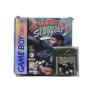 Jogo Ken Griffey Jr.'s Slugfest - GBC