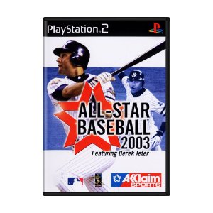 Jogo All-Star Baseball 2003 - PS2