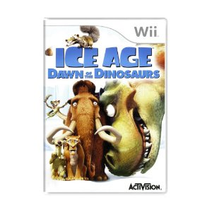 Jogo Ice Age: Dawn of the Dinosaurs - Wii