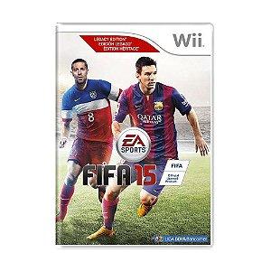 Jogo FIFA 15 - Wii