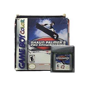 Jogo Shaun Palmer's Pro Snowboarder - GBC