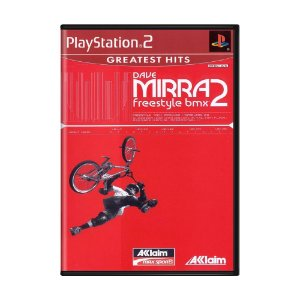 Jogo Dave Mirra Freestyle BMX 2 - PS2