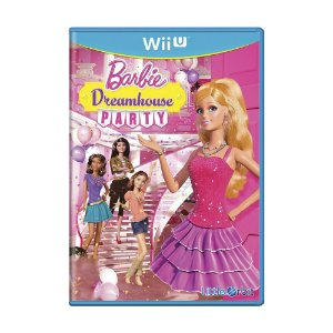 Jogo Barbie Dreamhouse Party - Wii U