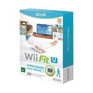 Jogo Wii Fit U (Fit Meter) - Wii U