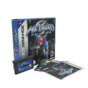 Jogo Metroid Fusion - GBA