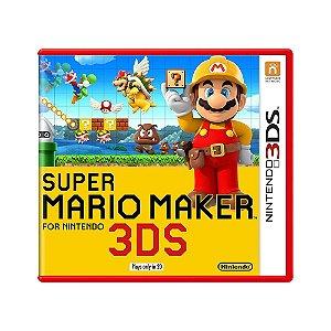 Jogo Super Mario Maker - 3DS
