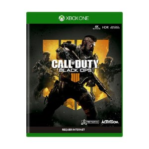 Jogo Call of Duty: Black Ops 4 - Xbox One