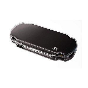 Case Acrílica preta para PlayStation Portable