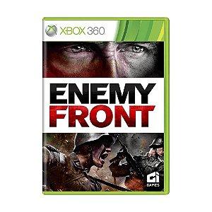 Jogo Enemy Front - Xbox 360