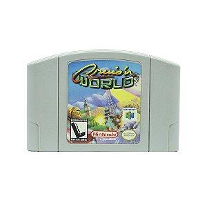 Jogo Cruis'n World - N64