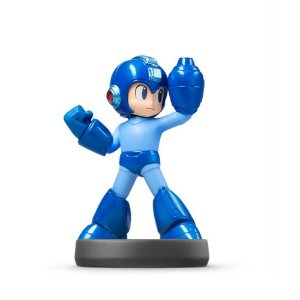 Nintendo Amiibo: Mega-Man - Super Smash Bros - Wii U, New Nintendo 3DS e Switch