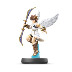 Nintendo Amiibo: Pit - Super Smash Bros - Wii U, New Nintendo 3DS e Switch