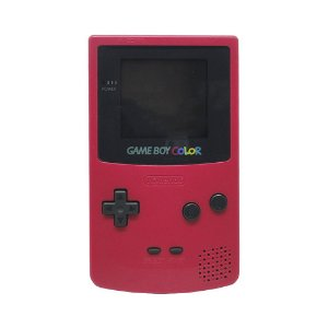 Console Game Boy Color Pink - Nintendo