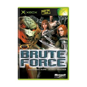 Jogo Brute Force: Dangerous Alone Deadly Together - Xbox