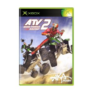 Jogo ATV Quad Power Racing 2 - Xbox