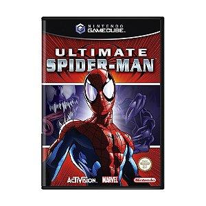 Jogo Ultimate Spider-Man - GameCube