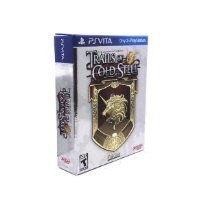 Jogo The Legend of Heroes: Trails of Cold Steel (Limited Edition) - PS Vita