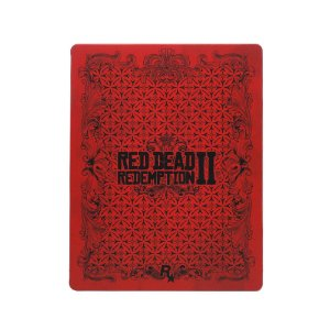 Jogo Red Dead Redemption 2 (SteelCase) - PS4