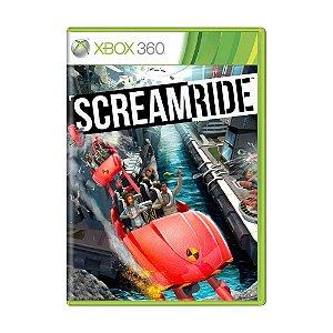 Jogo Screamride - Xbox 360