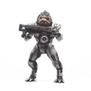 Action Figure Grunt - Mass Effect 3