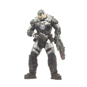 Action Figure Marcus Fênix - Gears of War