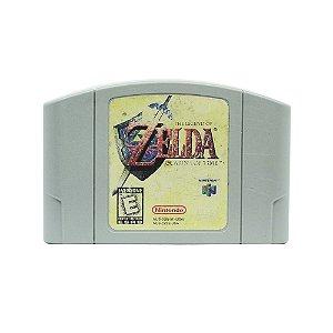 Jogo The Legend of Zelda: Ocarina of Time - N64
