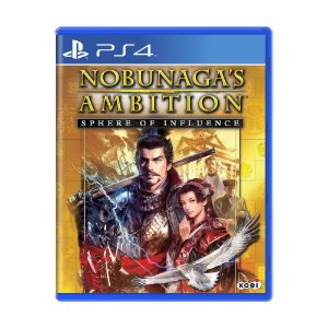 Jogo Nobunaga's Ambition: Sphere of Influence - PS4