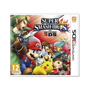 Jogo Super Smash Bros - 3DS (Europeu)