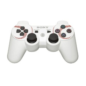 Controle Sony Dualshock 3 (MLB 11 The Show Edition) - PS3