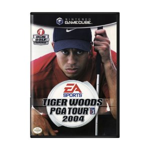 Jogo Tiger Woods PGA Tour 2004 - GameCube