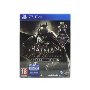 Jogo Batman: Arkham Knight (SteelCase) - PS4