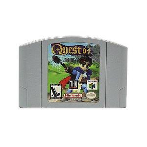 Jogo Quest 64 - N64