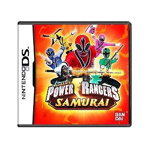Jogo Power Rangers Samurai - DS