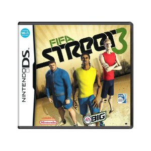Jogo FIFA Street 3 - DS