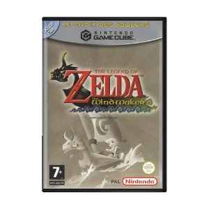 Jogo The Legend of Zelda: The Wind Waker - GameCube (Europeu)