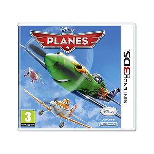 Jogo Disney Planes - 3DS (Europeu)