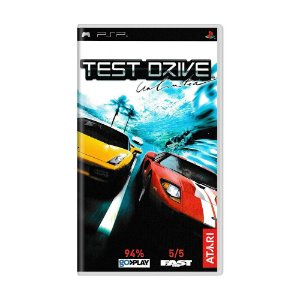 Jogo Test Drive Unlimited - PSP