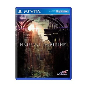 Jogo Natural Doctrine - PS Vita