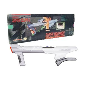 Super Scope 6 - SNES