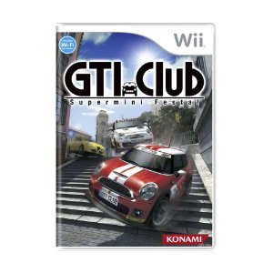 Jogo GTI Club Supermini Festa! - Wii